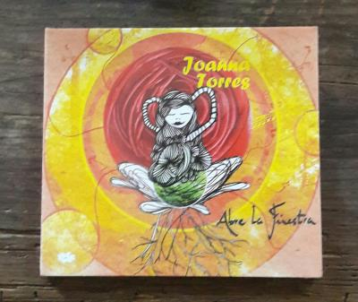 Album CD Joanna Torres