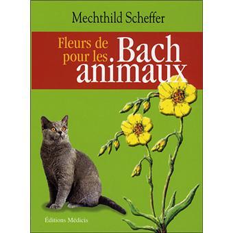 Les fleurs de bach pour les animaux