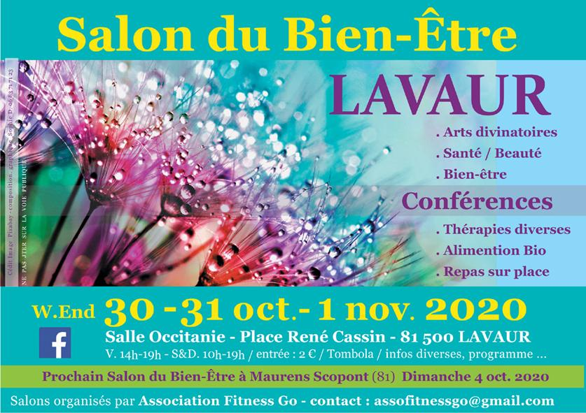 Nv flyer salon lavaur oct nov 2020